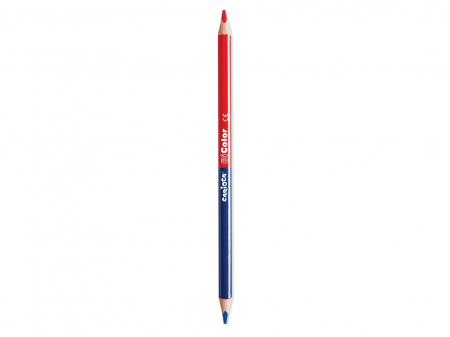 Creioane Color Carioca Bi-Color 12/Set1