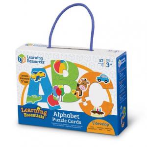 Alfabet Puzzle Cards0