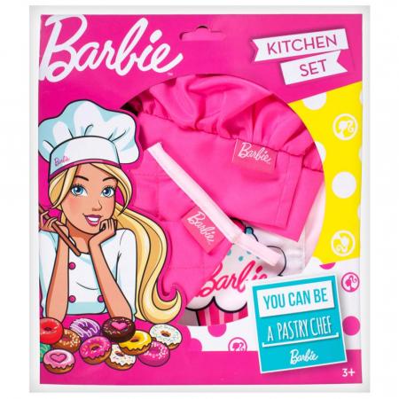 Barbie Set Accesorii Bucatar0