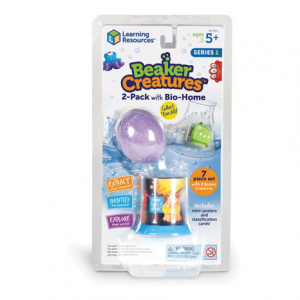 Beaker Creatures™ 2-Pack With Bio Home1