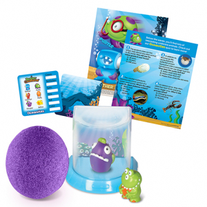 Beaker Creatures™ 2-Pack With Bio Home0