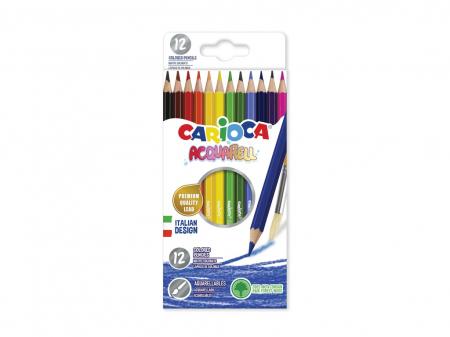 Creioane Color Acquarell 12/Set0