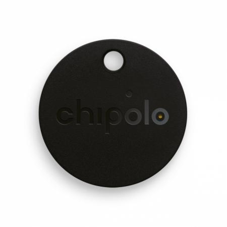 Resigilat - Dispozitiv De Localizare Prin Bluetooth Chipolo Clasic Negru1