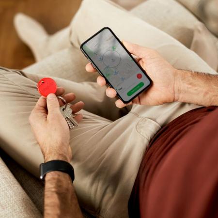 Dispozitiv De Localizare Prin Bluetooth Chipolo One [2]