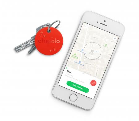 Dispozitiv De Localizare Prin Bluetooth Chipolo Plus0
