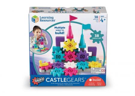 Joc Constructie Gears! Gears! Gears!® Castle Gear1