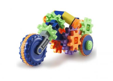 Joc Constructie Gears, Gears, Gears! Cycle Gears!0