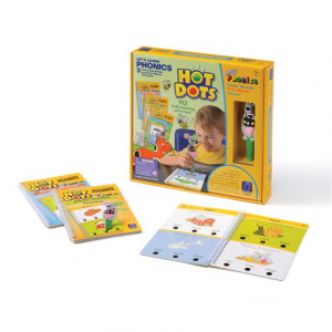 Hot Dots® Let's Learn! Jolly Phonics Set0
