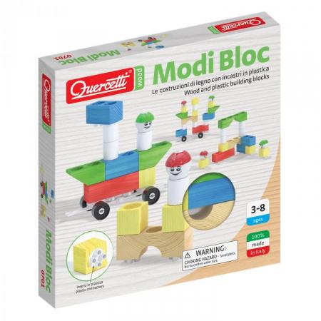 Joc Constructie Modi Bloc 18 Piese [0]