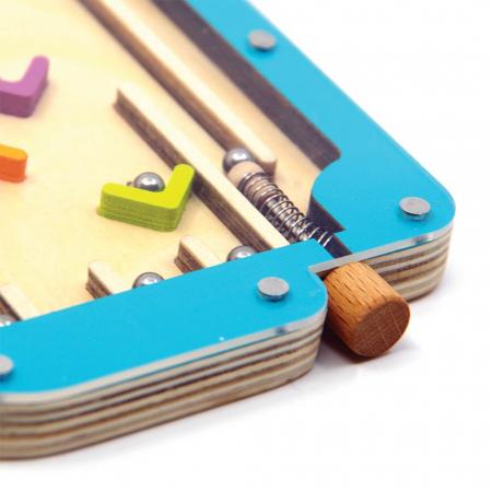 Joc interactiv Pinball din lemn Svoora [3]