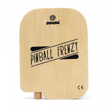 Joc interactiv Pinball din lemn Svoora [5]