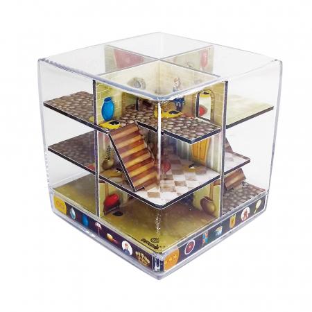 Labirint Din Lemn 3D - The Castle Maze2