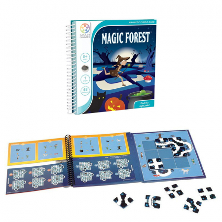 Magic Forest Joc Magnetic1