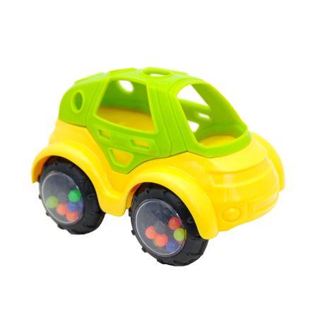 Masinuta Romburi Verde-Galben E4111321