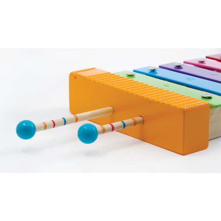 Metalofon De Jucarie Cu 12 Note Pentru Copii1