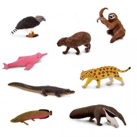 Tub 8 Animale din America de Sud Safari Ltd [1]
