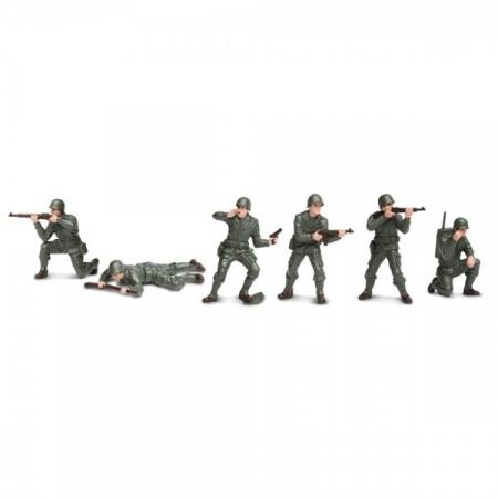 Tub 6 Figurine Soldati Safari Ltd [2]
