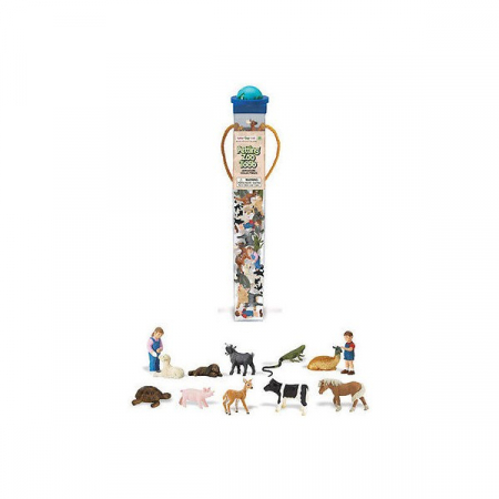 Tub 12 Figurine Animale Domestice [1]