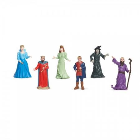 Tub 6 Figurine Personaje de Poveste - A fost odata1