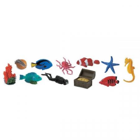 Set 48 figurine Recif De Corali1