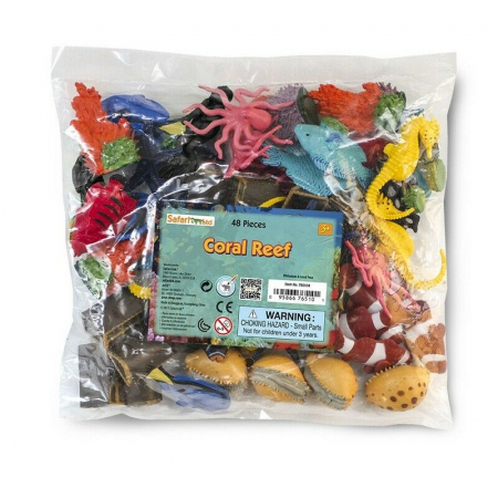 Set 48 figurine Recif De Corali0