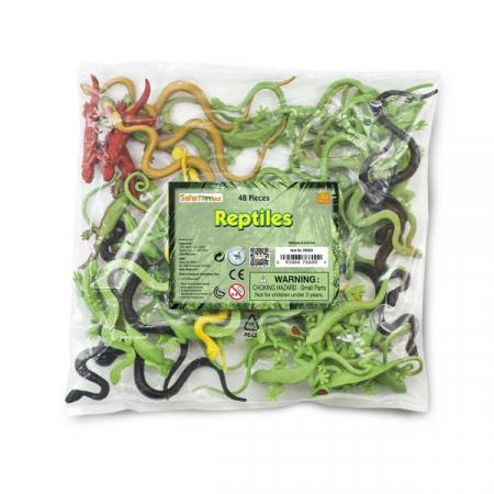 Set 48 figurine Reptile0