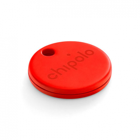 Set 4 Dispozitive inteligente de localizare Chipolo One - negru+alb+albastru+rosu, Bluetooth4