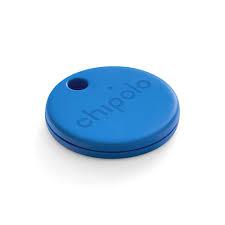 Set 4 Dispozitive inteligente de localizare Chipolo One - negru+alb+albastru+rosu, Bluetooth3