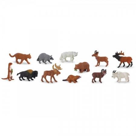 Set 48 Figurine Animale Salbatice1