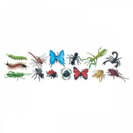 Set 48 Figurine Insecte1