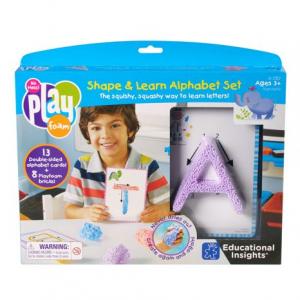 Spuma Modelatoare Invatam Alfabetul1