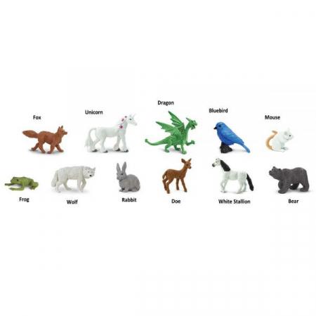 Tub 11 Figurine Animale Din Basme [1]