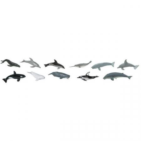Tub 11 Figurine Balene si Delfini1