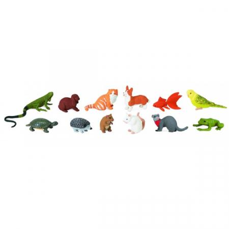 Tub 12 Figurine Animale De Companie [1]