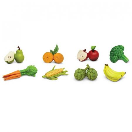 Tub 8 Figurine Fructe Si Legume [2]