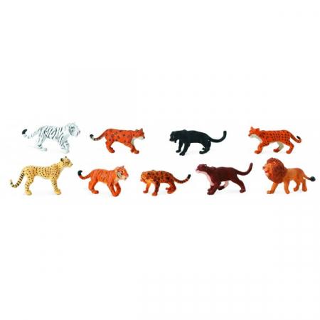 Tub 9 Figurine Feline Mari vopsite manual2