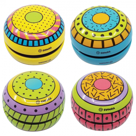 "Yo-Yo freespin metalic ""Funky Party""0"