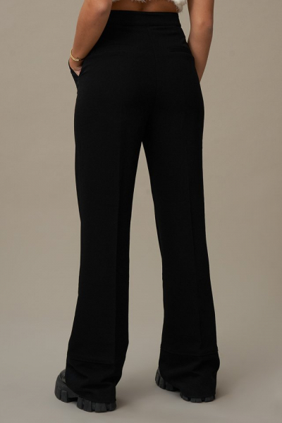 Pantaloni Flared Suit 1