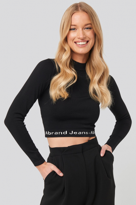 Bluza A Brooke L/S Knitted Tee [1]