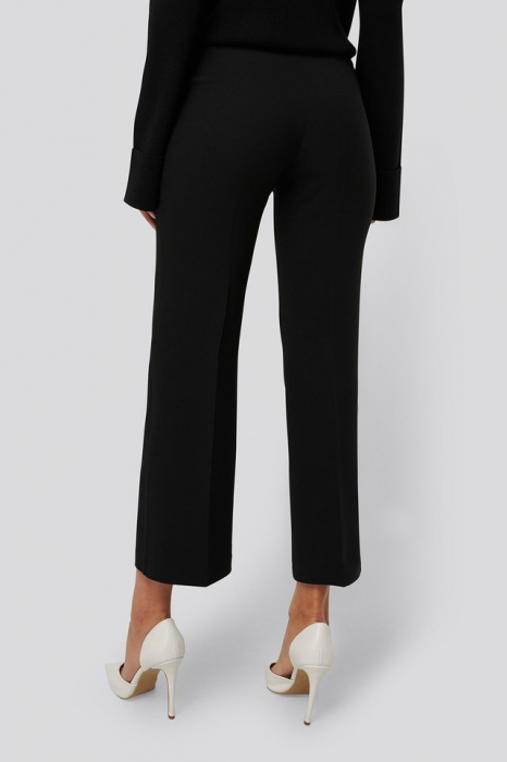 Pantaloni High Waist Pleat 2