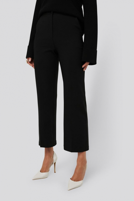 Pantaloni High Waist Pleat 3