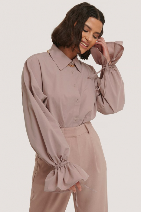 Camasa Wide Sleeve Shirt [0]
