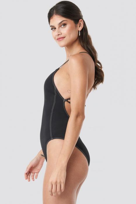 Apron One Piece Swimsuit 2