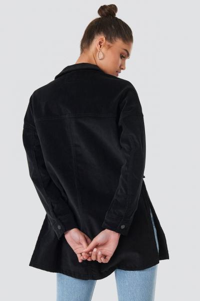 Corduroy Overshirt Jacket [3]