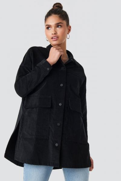 Corduroy Overshirt Jacket [4]