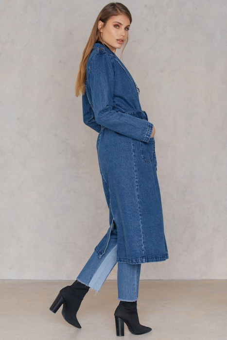 Denim Trenchcoat 3