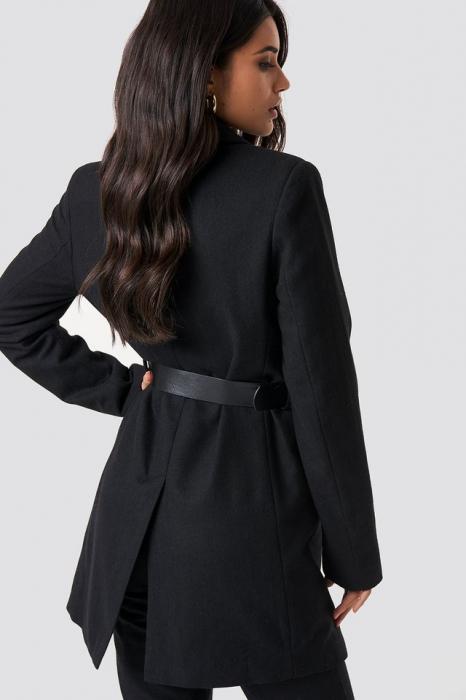 Belted Suit Jacket 1