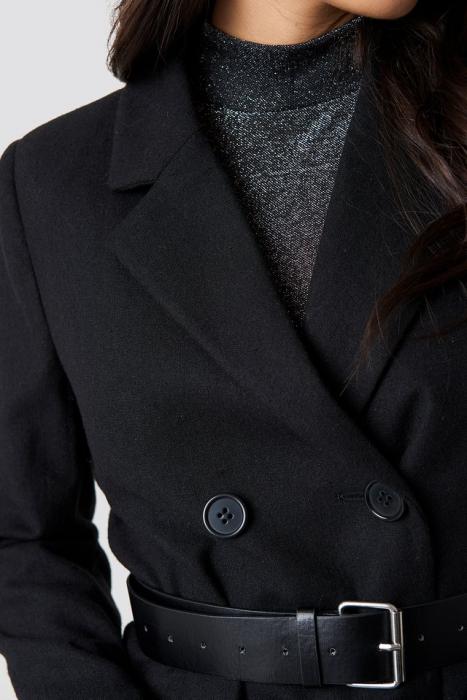 Belted Suit Jacket 3