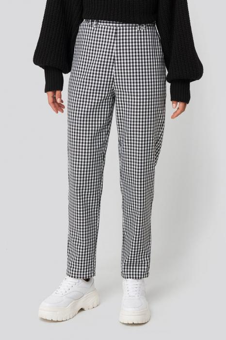 Pantaloni Checked Suit 1