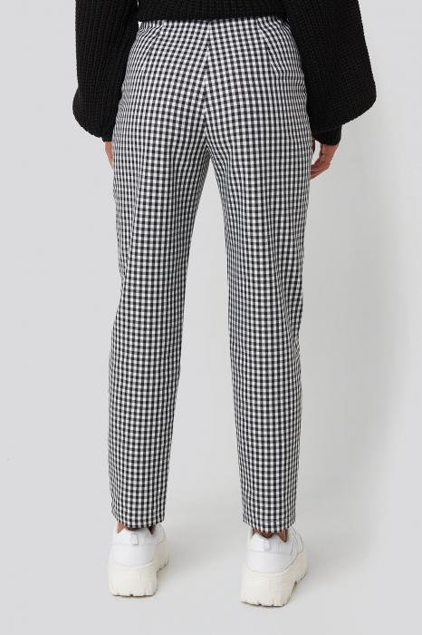 Pantaloni Checked Suit 2
